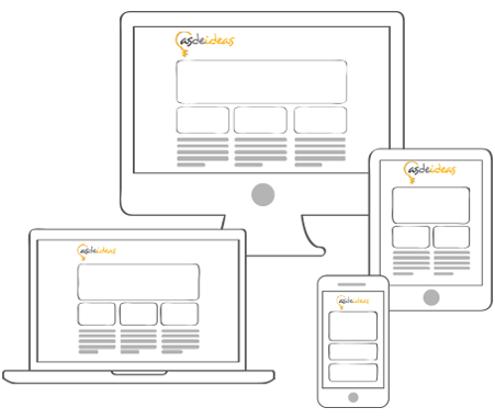 Web movil responsive para tablets y smartphones