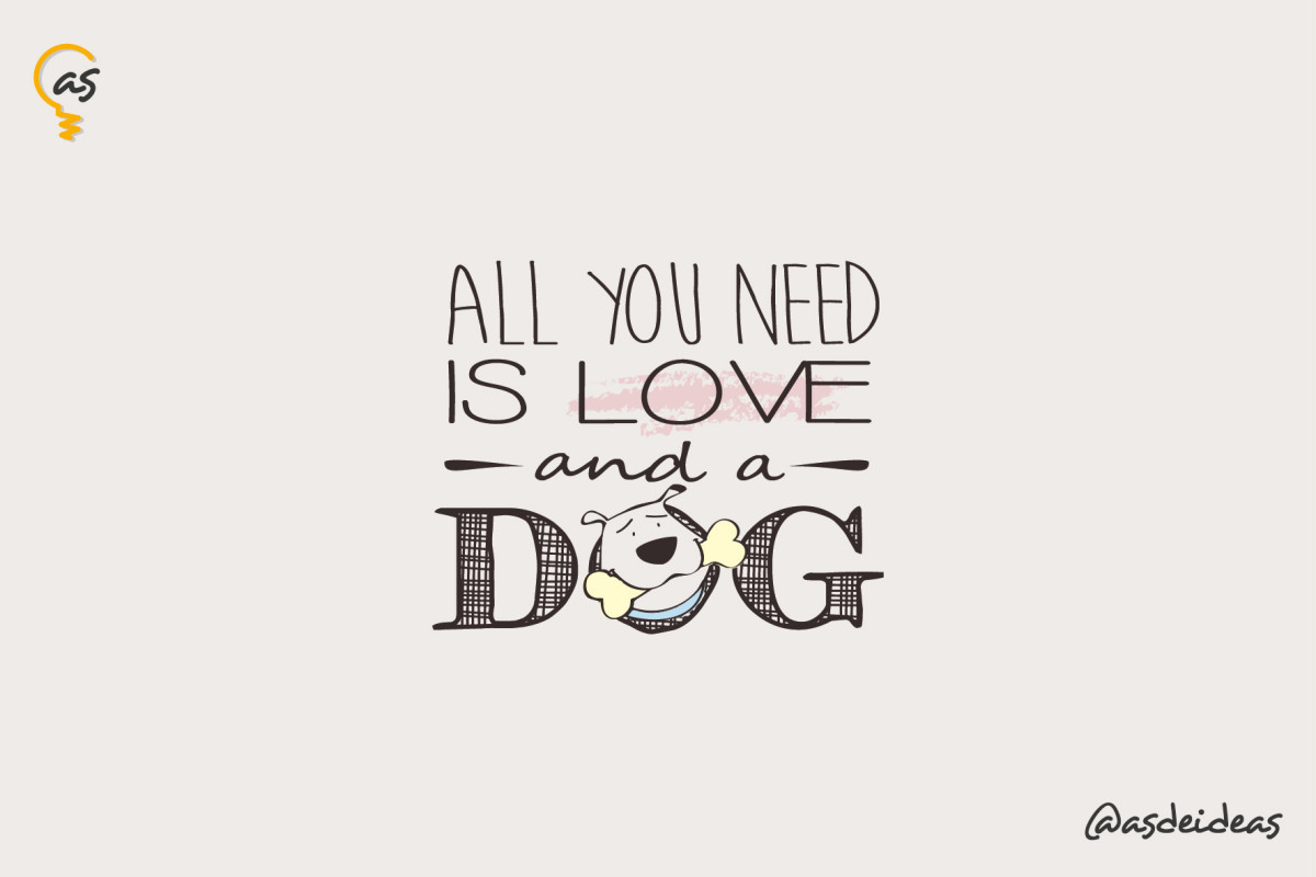 Diseno-01-Postal-15-x-10-cm2-1200x800 All you need is love and a dog