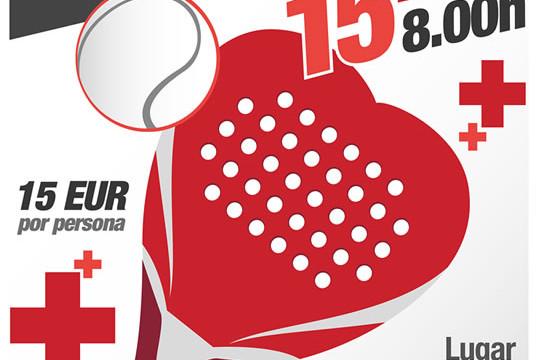 PadelSolidario01-538x360 Cartel Cruz Roja